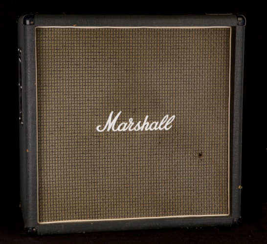 1977 Marshall 1960B 4X12 Straight Cabinet Very Good, $1,295.00