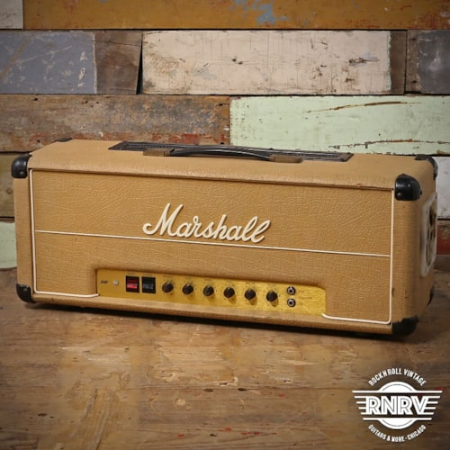 1977 Marshall JMP 100 MK2 Fawn > Amps & Preamps | Rock n Roll Vintage  Guitars