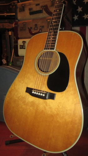 1977 Martin D-35 Natural, Excellent, Original Hard, $2,695.00