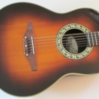1977 Ovation 1115-1 Pacemaker 12 String