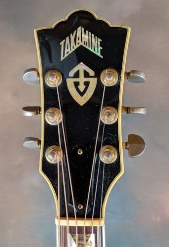 1977 Takamine F390MS Blonde
