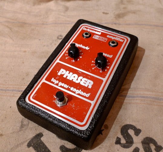 1977 Top Gear - England Phaser Very Good, $450.00