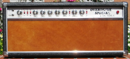1978 Dumble Overdrive Reverb OD-100WR
