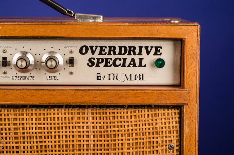 1978 Dumble Overdrive Special OD-50 WX Excellent, Hard, $125,000.00