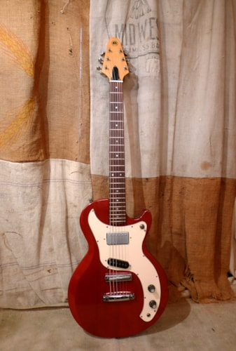 1978 Electra / Cimar Marauder  Red, Very Good, GigBag