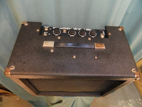 1978 Electro-Harmonix Mike Matthews Dirt Road Special Black