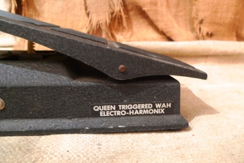 1978 Electro Harmonix Queen Triggered Wah Pedal Very Good
