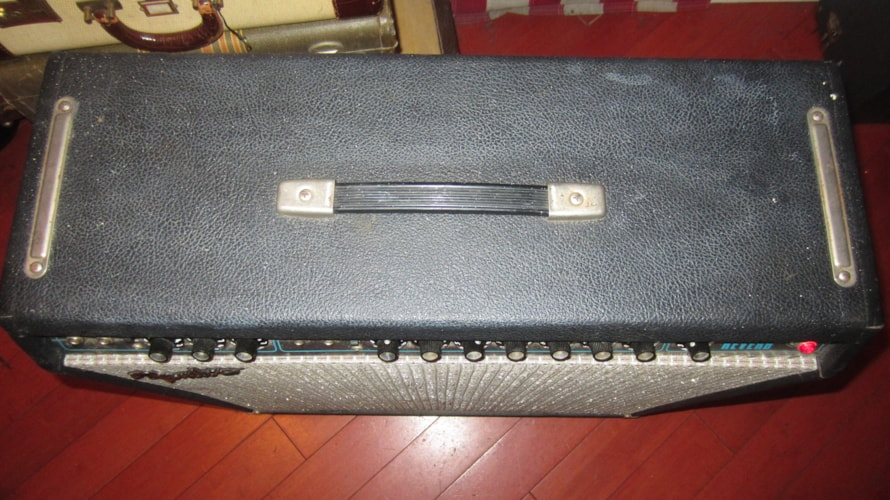 1978 Fender® Super Reverb® Amp Silverface, Excellent, $1,095.00