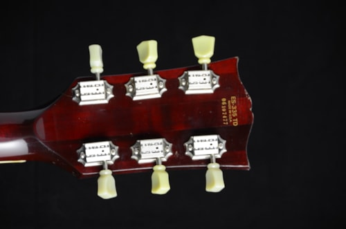 1978 Gibson ES335TD Dark Cherry, Good, Original Hard, $2,975.00