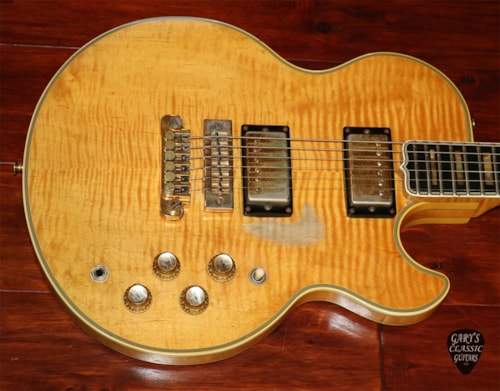 1978  Gibson L5-S Blonde