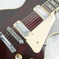 1978 Gibson Les Paul Deluxe Wine