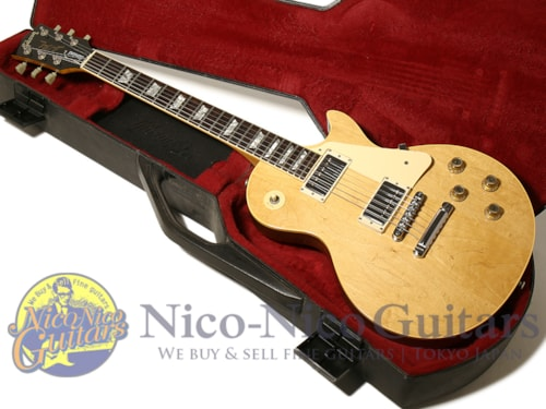 1978 Gibson Les Paul Standard Natural