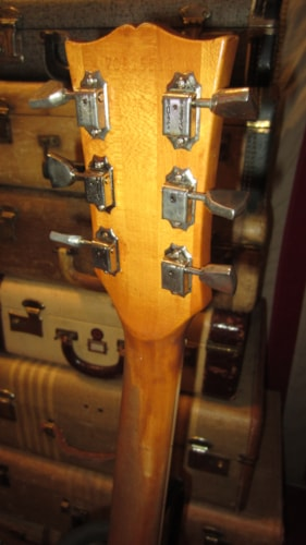 1978 Gibson Les Paul Standard Natural w/ Lindy Fralin PAF Humbuckers