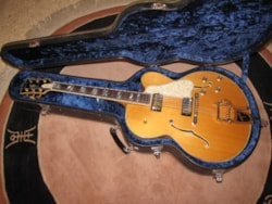 1978 Gibson style L-5 CESN Conversion