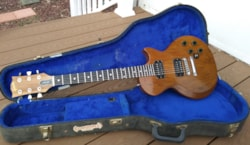 1978 Gibson The Paul T tops