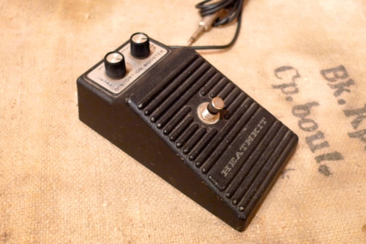 1978 Heathkit Distortion Booster Very Good, $225.00