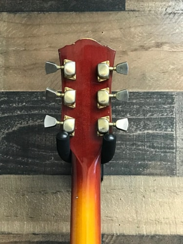 1978 Ibanez Single Cutaway Sunburst, Good
