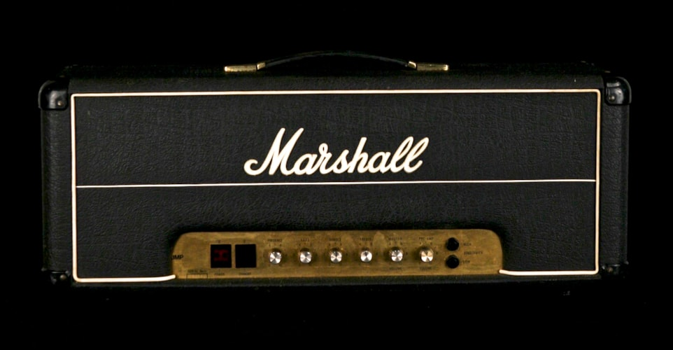 1978 Marshall 2204 50 Watt Head Very Good, $1,695.00