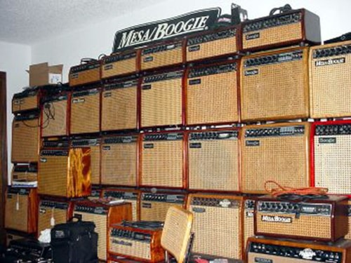 1978 Mesa Boogie Mark I hardwood
