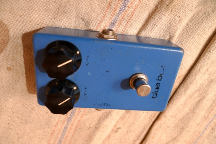 1978 MXR Blue Box Very Good, $275.00