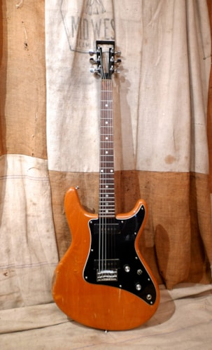 1978 Travis Bean TB-500 Magnolia, Very Good, Hard, $7,450.00