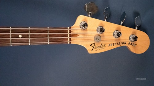 1979 Fender Precision Bass Sienna Sunburst
