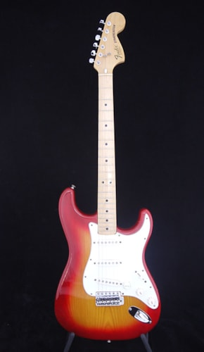 1979 Fender® Stratocaster® Sienna Burst, Very Good, Original Hard