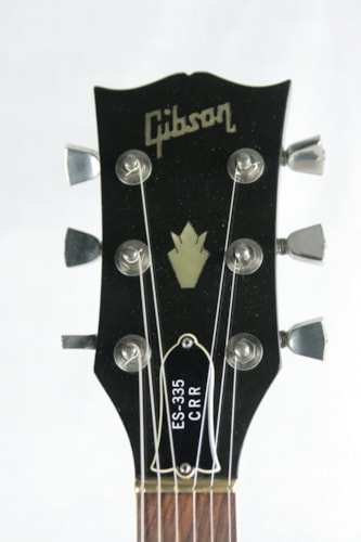 1979 Gibson ES-335 CRR Country Rock Regular Double White T-Tops! 345 355