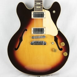 1979 Gibson ES-335 CRS Country Rock Stereo Tobacco