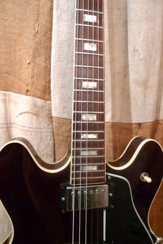 1979 Gibson ES-335 Wine Red