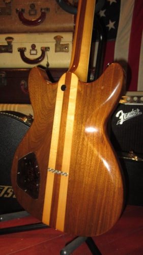 1979 Grestch Committee Solidbody Electric Natural, Excellent, Hard