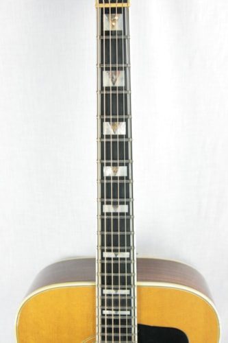 1979 Guild D-55 Natural Acoustic Guitar! Vintage Westerly Rhode Island USA  Made! d50 f50
