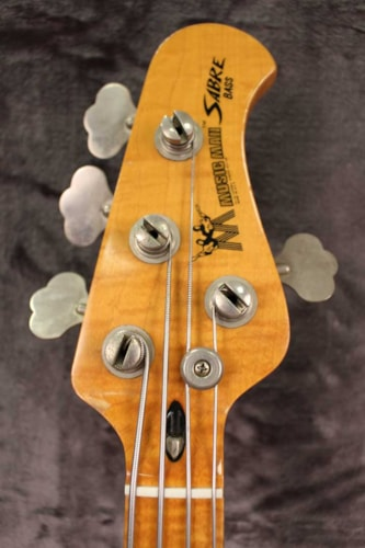 1979 Music Man Sabre Natural, Good, Hard, $2,499.99