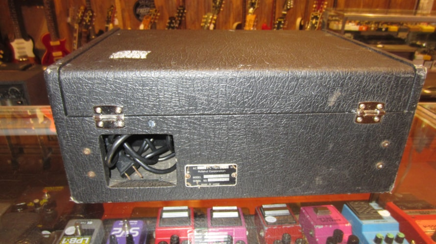 1979 Roland  RE-150 Space Echo Black and Green, Excellent, $1,195.00