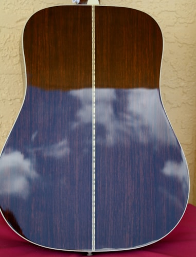 1980 Aria AD-80 Natural/Indian Rosewood, Excellent
