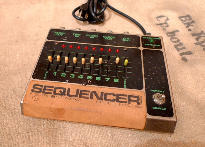 1980 Electro Harmonix Sequencer Good, $550.00