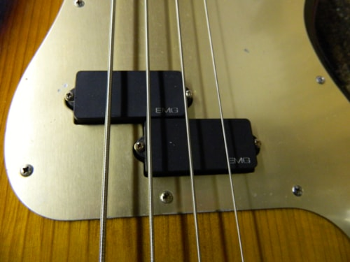 ~1980 ESP P-Bass Two-Tone Sunburst