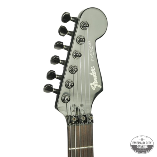 1980 Fender Contemporary Stratocaster Black, Fair, Hard, $649.00