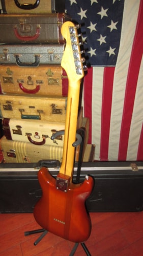1980 Fender Lead II Sienna Sunburst