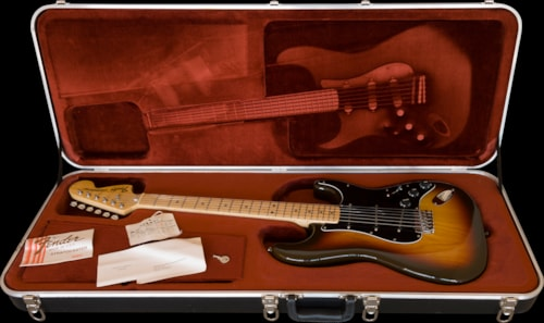 1980 fender stratocaster hardtail a stunning time capsule tobacco sunburst guitars electric. Black Bedroom Furniture Sets. Home Design Ideas