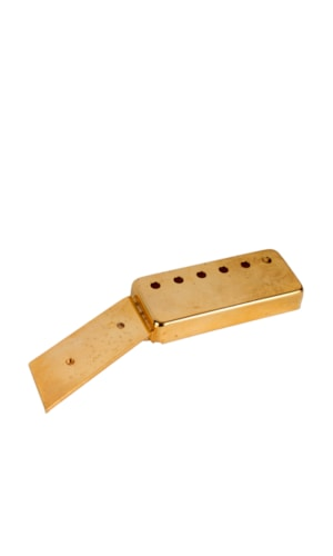 1980 Gibson Johnny Smith Pickup Cover Gold, Mint, $150.00
