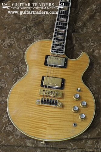 1980 Gibson L5S Blond
