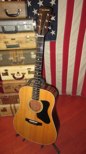 madeira acoustic guitar price