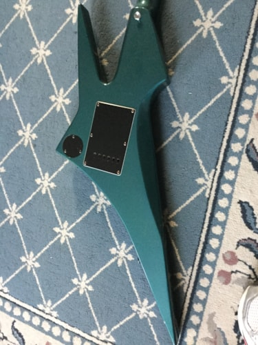 1980 Hondo H1 Electric Guitar Pelham Blue, Excellent