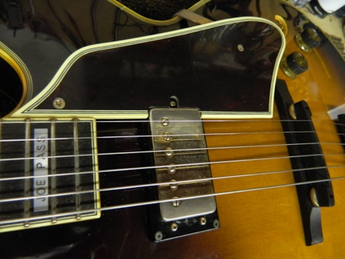 1980 Ibanez JP-20 Joe Pass Sunburst