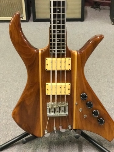 1980 KRAMER  XL-8 natural, Very Good, Original Hard