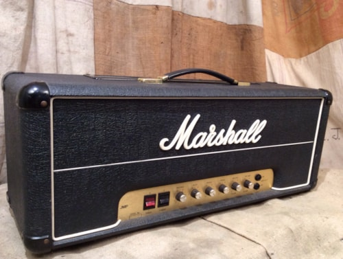 1980 Marshall JMP MK2 Model 2203 MKII Master Model 100 Watt Lead Head Excellent, $2,050.00