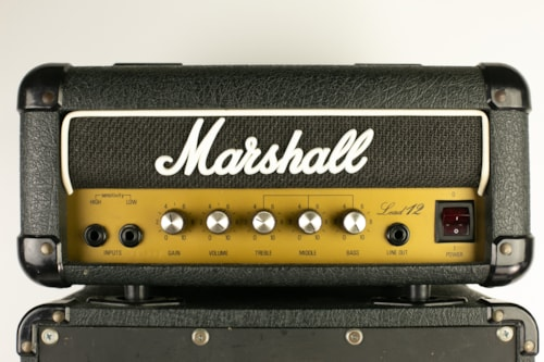 1980 Marshall Lead 12 Mini Stack > Amps & Preamps   Thunder Road Guitars