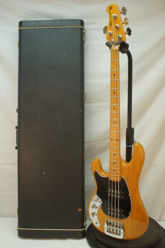 1980 Music Man Sabre (Rare Left Handed)