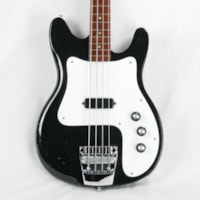 1976 Rickenbacker 3001 Bass in Jetglo! Vintage Ric Full Scale 3000 4001